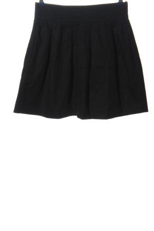 Etxart & Panno Rozkloszowana spódnica czarny W stylu casual