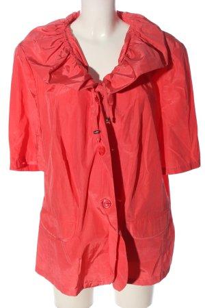 Eugen Klein Giacca a blusa rosso elegante