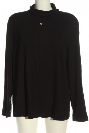 Eugen Klein Turtleneck Sweater black casual look