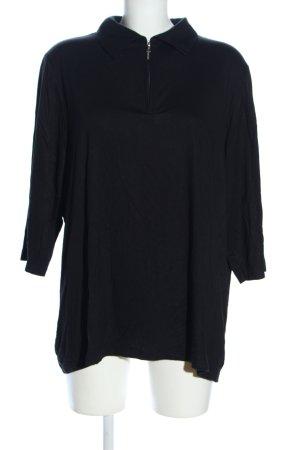 Eugen Klein T-Shirt schwarz Casual-Look