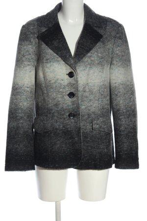 Eugen Klein Blazer de lana degradado de color look casual