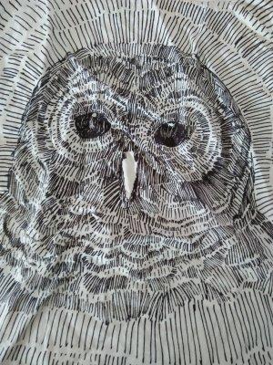 Eulenshirt 36 S Stark und Süss Eule Owl