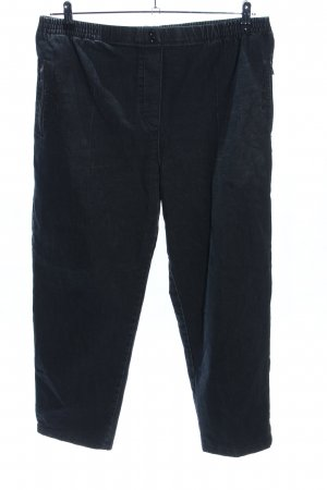 Jeans elasticizzati nero stile casual