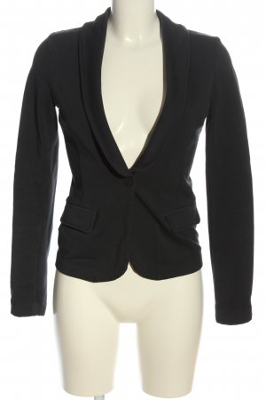 European Culture Blazer sweat nero stile professionale