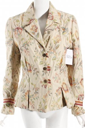 Eva & Claudi Blazer florales Muster Vintage-Look