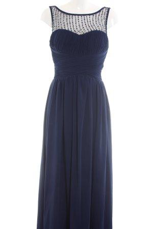 Eva & Lola Abendkleid blau Elegant