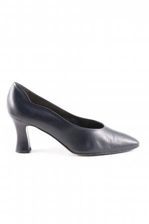 Eva Turner Spitz-Pumps schwarz Casual-Look