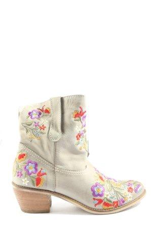 Evado Western Booties multicolored casual look