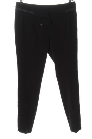 s.Oliver Pantalone jersey nero stile casual