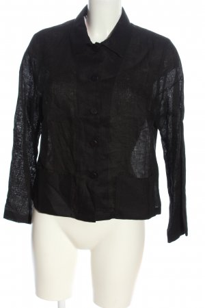 Evelin Brandt Berlin Long Sleeve Shirt black casual look