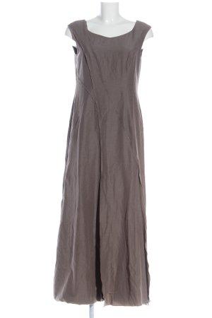 Evelin Brandt Berlin Maxi Dress light grey elegant