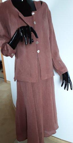 Evelin Brandt Berlin Ladies' Suit russet linen