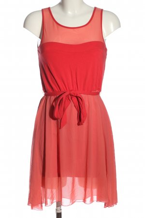 Even & Odd A-Linien Kleid rot Elegant