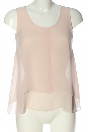 Even & Odd Sleeveless Blouse pink casual look