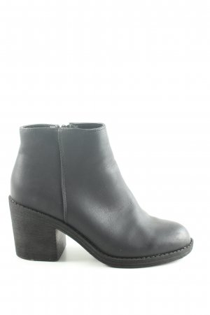 Even & Odd Ankle Boots schwarz Business-Look