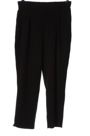 Even & Odd Baggy Pants black casual look