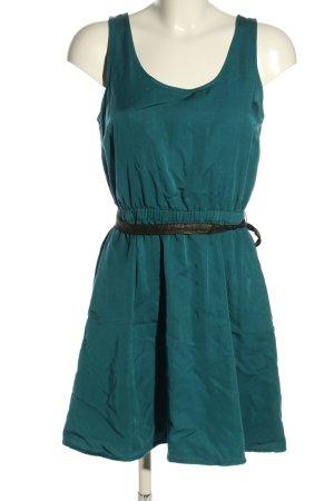 Even & Odd Blusenkleid grün Casual-Look