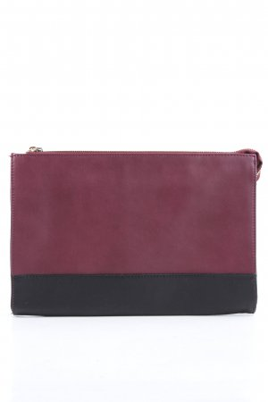 Even & Odd Clutch lilac-black casual look