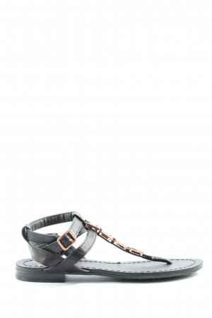 Even & Odd Dianette-Sandalen schwarz Casual-Look