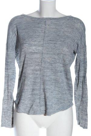 Even & Odd  grigio chiaro puntinato stile casual