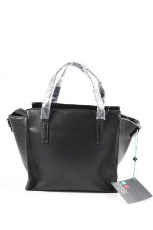 Even & Odd Handtasche schwarz Casual-Look