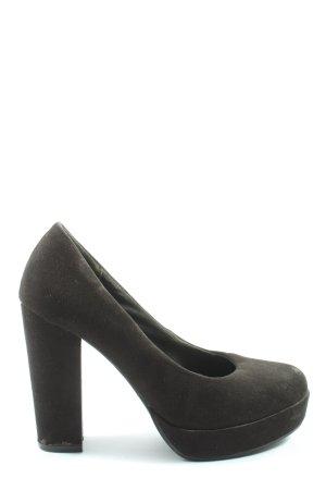 Even & Odd High Heels schwarz Casual-Look