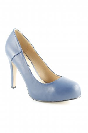 Even & Odd High Heels dunkelblau klassischer Stil