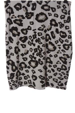 Even & Odd High Waist Skirt allover print casual look