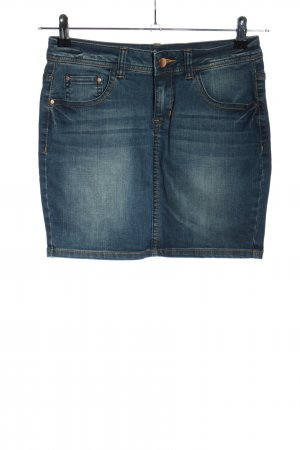 Even & Odd Gonna di jeans blu stile casual