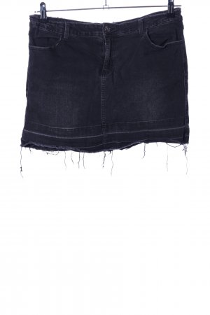 Even & Odd Jeansrock blau Casual-Look