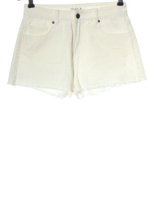 Even & Odd Denim Shorts natural white casual look