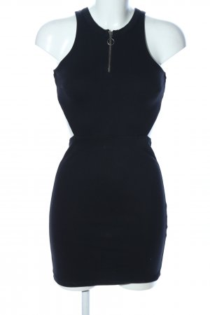 Even & Odd Jerseykleid schwarz Casual-Look