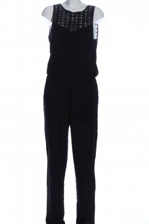 Even & Odd Jumpsuit schwarz Casual-Look