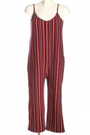 Even & Odd Jumpsuit Streifenmuster Casual-Look