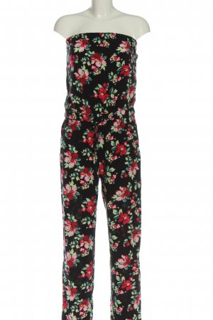 Even & Odd Jumpsuit Allover-Druck Casual-Look