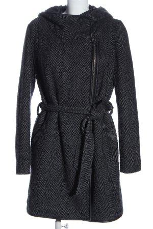 Even & Odd Hooded Coat light grey casual look