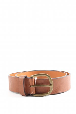 Even & Odd Chain Belt brown casual look