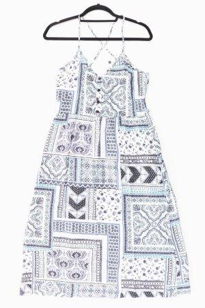 Even & Odd Kleid blau Größe M
