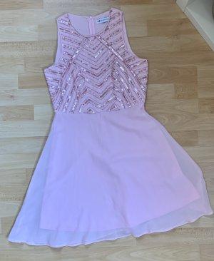 Even&Odd Kleid Rosa Süß Glitzer