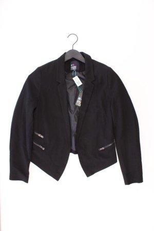 Even & Odd Korte blazer zwart Polyester