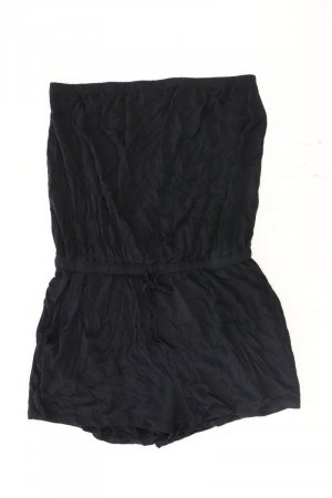 Even & Odd Kurzer Jumpsuit black viscose