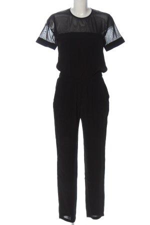 Even & Odd Langer Jumpsuit schwarz Elegant