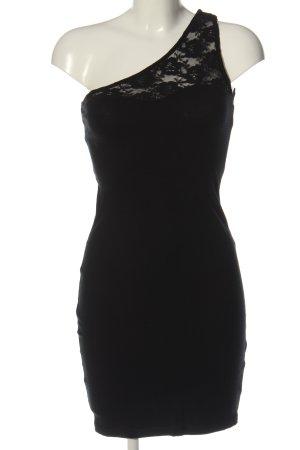 Even & Odd Mini Abito nero elegante