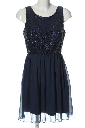 Even & Odd Minikleid blau Elegant