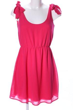 Even & Odd Minikleid pink Elegant
