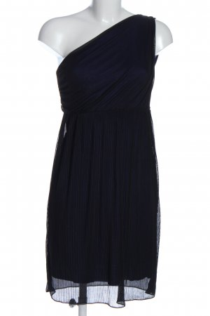 Even & Odd One-Shoulder-Kleid blau Elegant