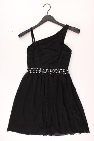 Even & Odd Sukienka na jedno ramię czarny