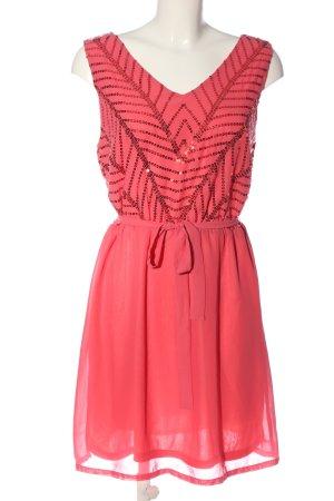 Even & Odd Pailettenkleid pink Elegant
