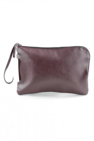 Even & Odd Pochette bordeauxrot Casual-Look