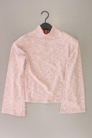 Even & Odd Pullover Größe S orange aus Baumwolle